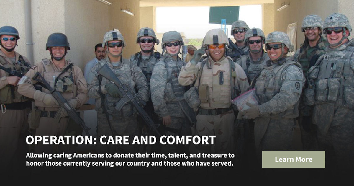 Operation Care & Comfort