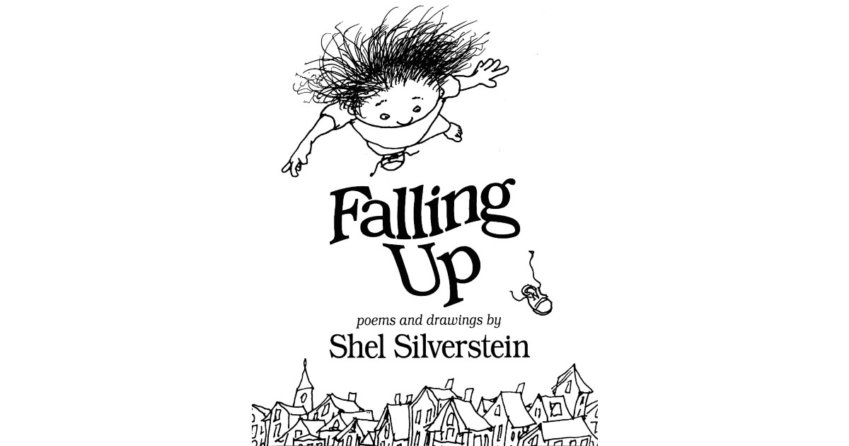 Falling Up Hardcover Book ONLY $8.24 (Reg. $20)