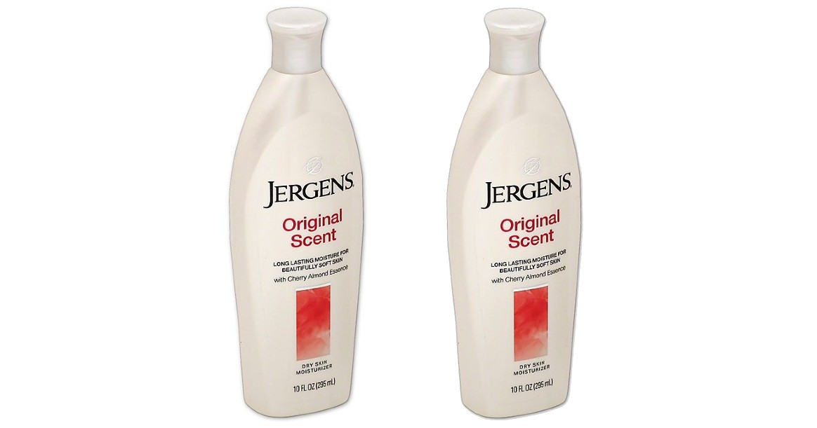 Jergens Hand & Body Lotion ONLY $1.49 at Target