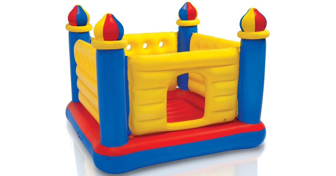 Intex Inflatable Kids Castle Bouncer ONLY $86.98 (Reg $220)