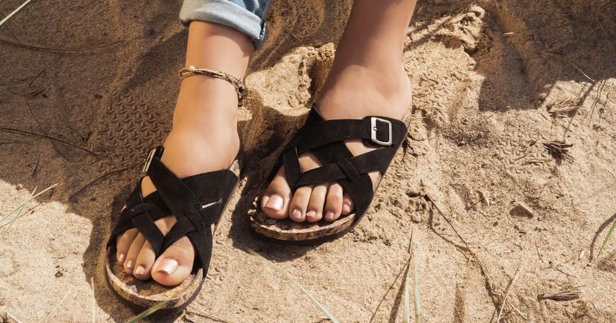 MUK LUKS Women's Shayna Sandals ONLY $14.99 (Reg. $48)