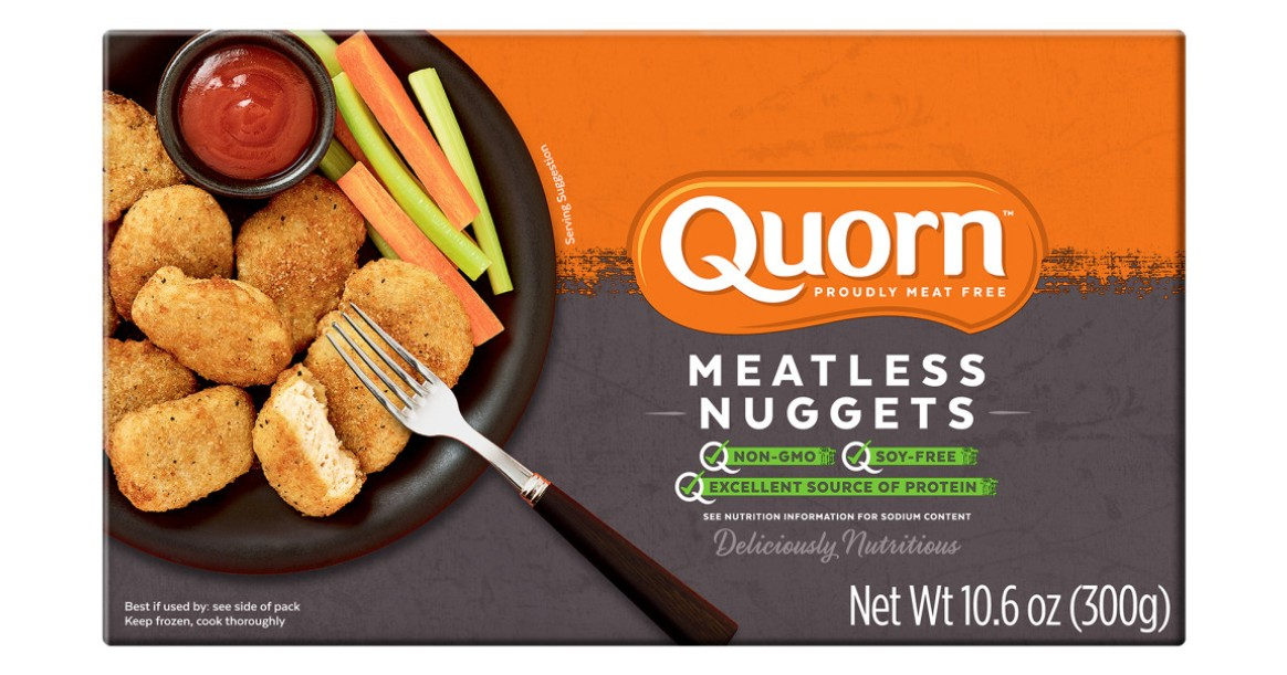 Quorn Meatless Nuggets ONLY $0.89 at Target (Reg $4)