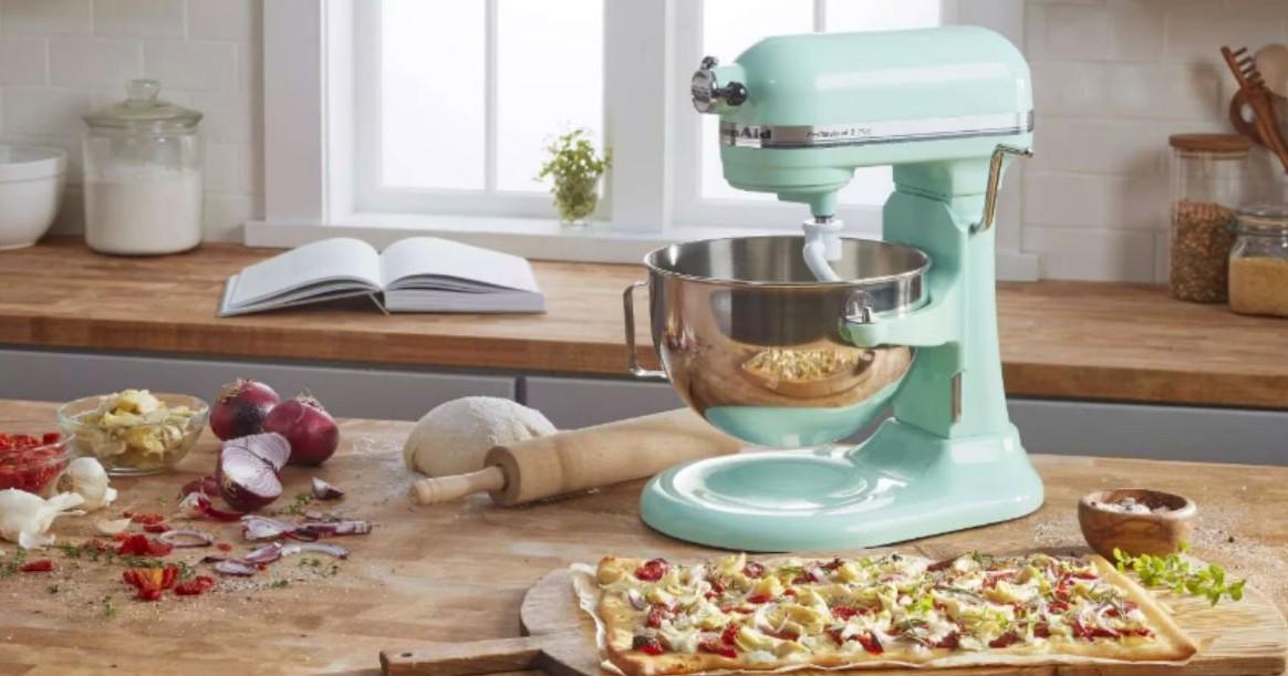KitchenAid Professional 5-Qt ONLY $237.49 at Target (Reg. $450)