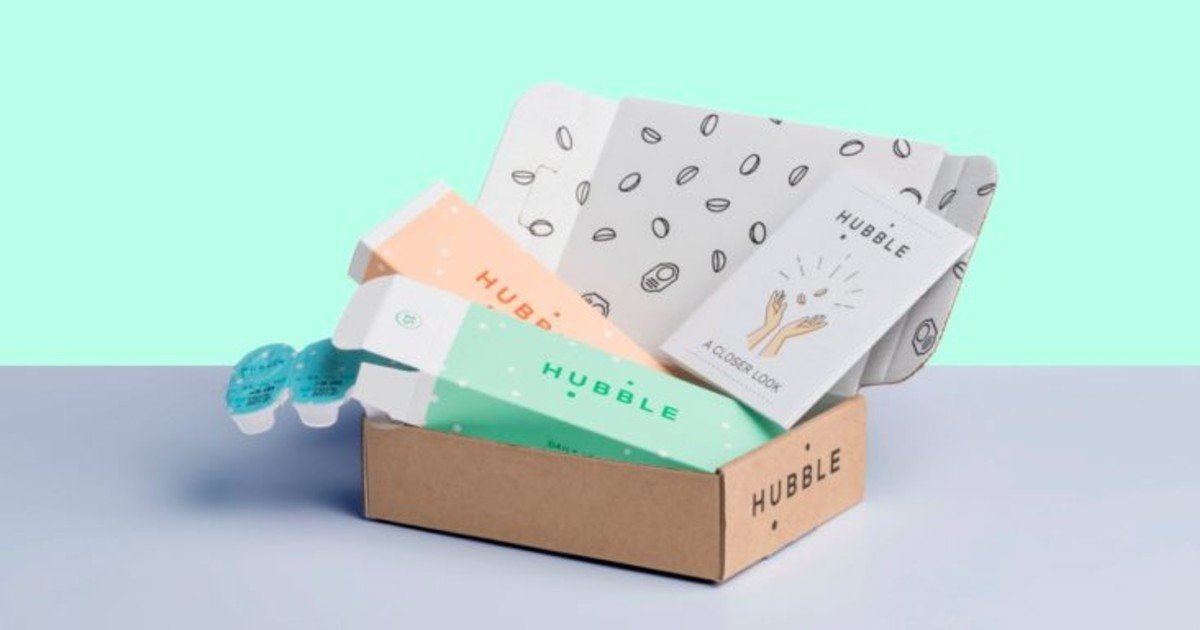 Get a Box of Hubble Contacts f...