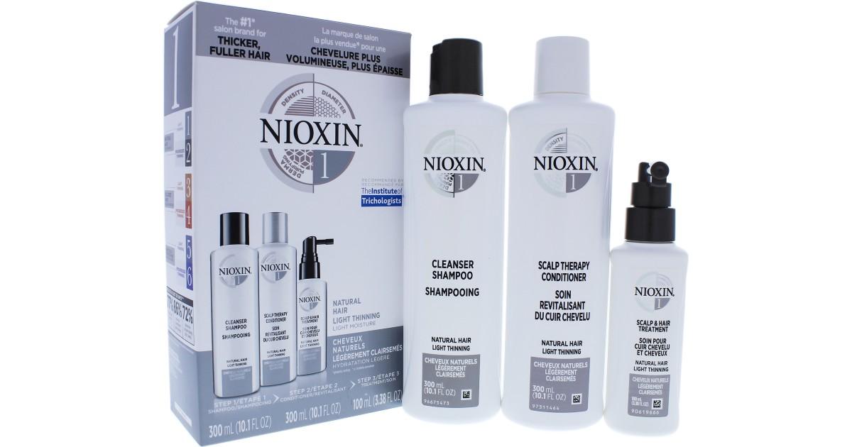 Nioxin System Natural Hair Thi...