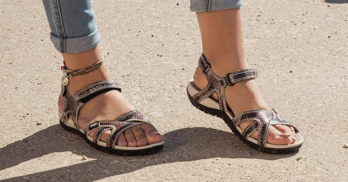MUK LUKS Ophelia Sandals ONLY $13.99 (Reg. $56)