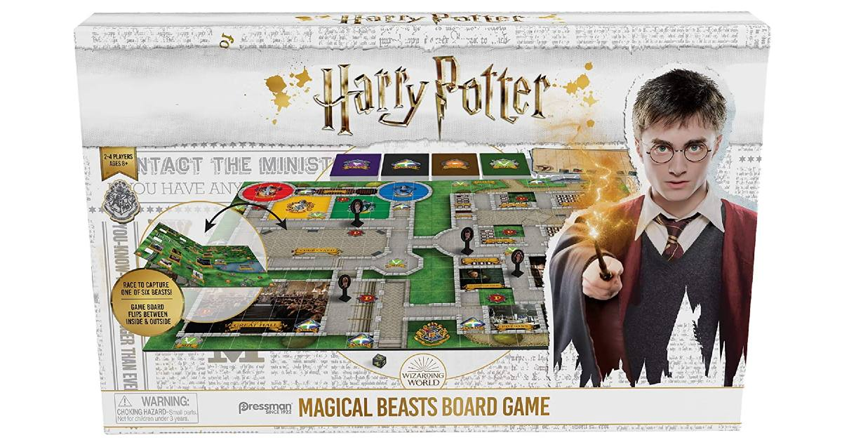 Harry Potter Magical Beasts Game ONLY $11.33 (Reg. $34)