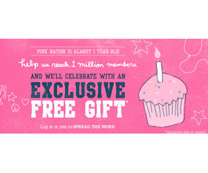 how to get free victoria secret stuff