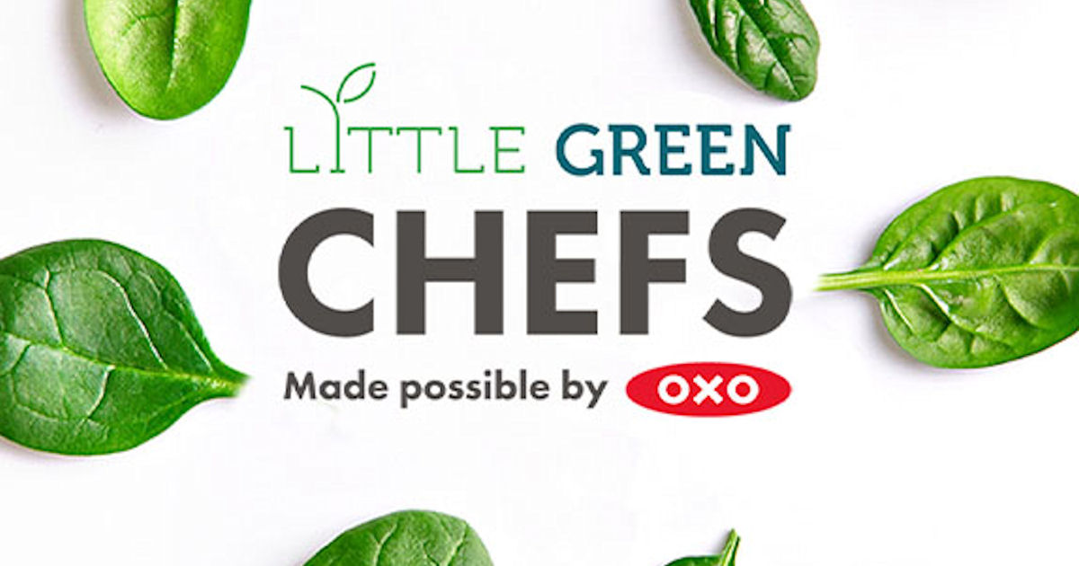 FREE OXO Little Green Chefs On...