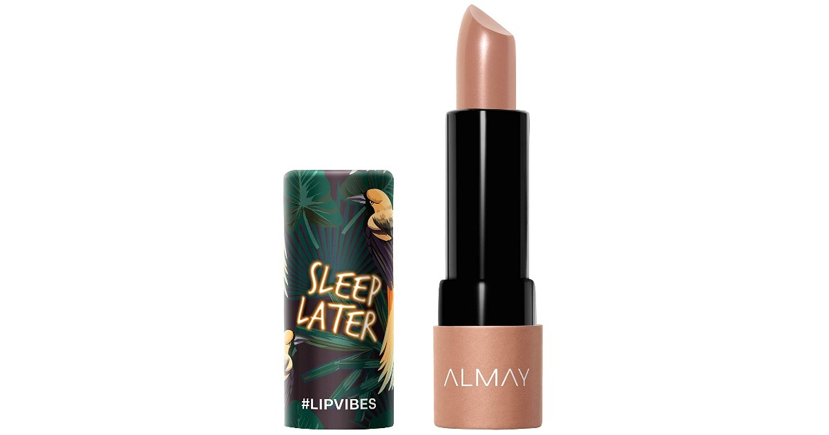 Almay Lip Vibes Cream Lipstick ONLY $3.52 Shipped (Reg $8)