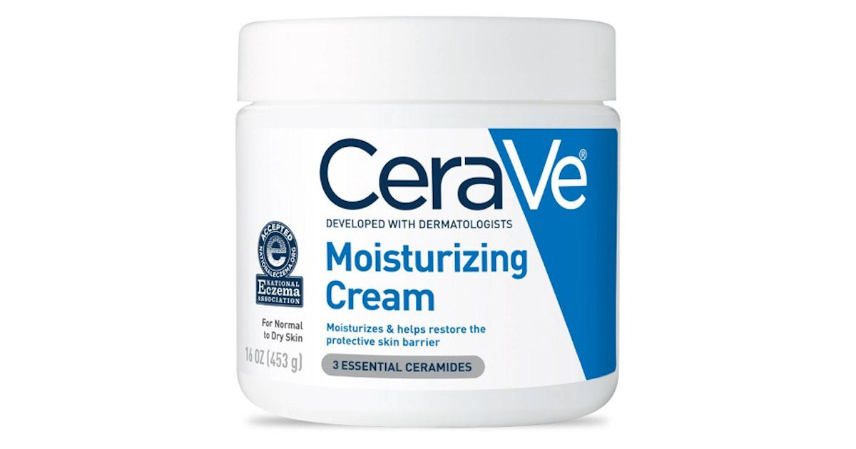 FREE Sample of CeraVe Moisturi...