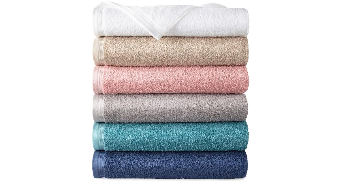 Home Expressions Bath Towels