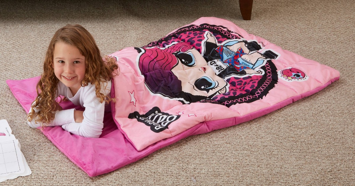 L.O.L. Surprise! Blanket Slumber Bag ONLY $19.96 (Reg $48)
