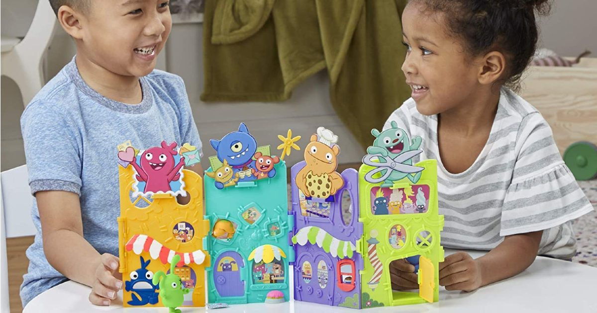 UGLYDOLLS Uglyville Playset on Amazon