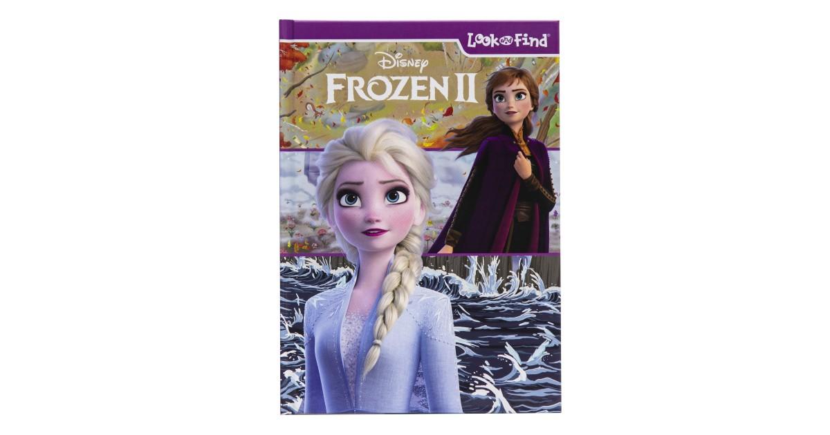 Disney Frozen 2 Look and Find Activity Book $5.00 (Reg. $11)