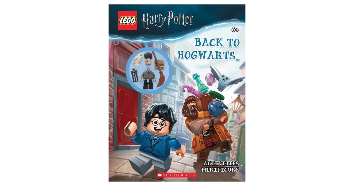 LEGO Harry Potter: Activity Book with Minifigure $4.81 (Reg. $9)