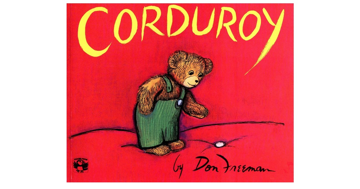 Corduroy Paperback Book on Amazon