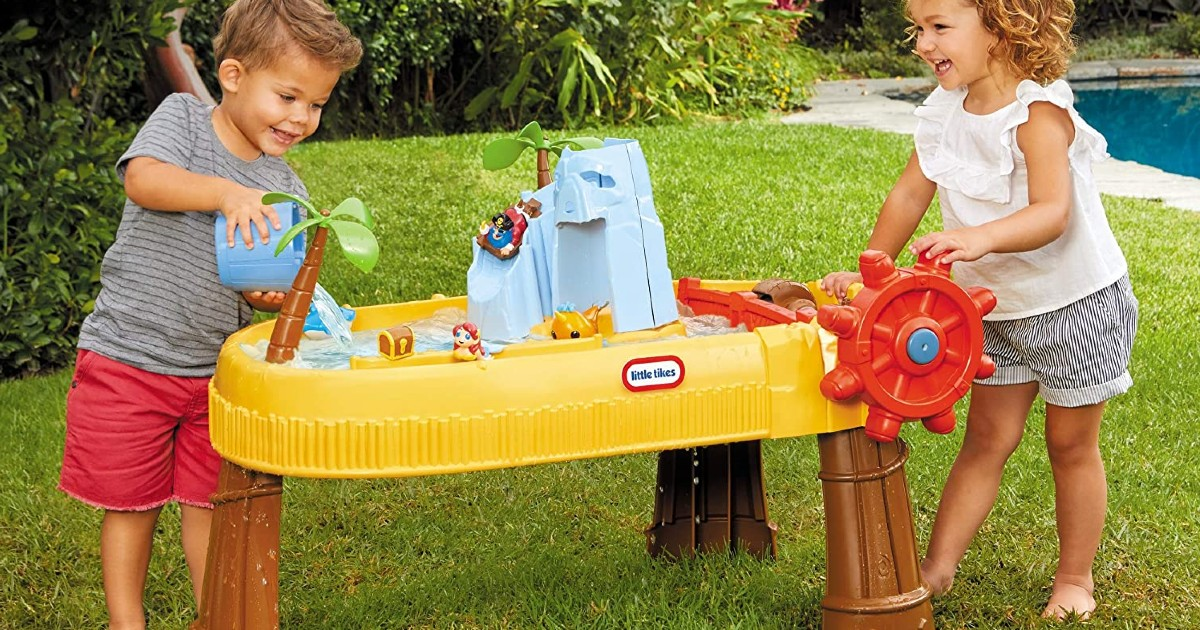 Little Tikes Island Wavemaker Water Table ONLY $48.99 (Reg $70)