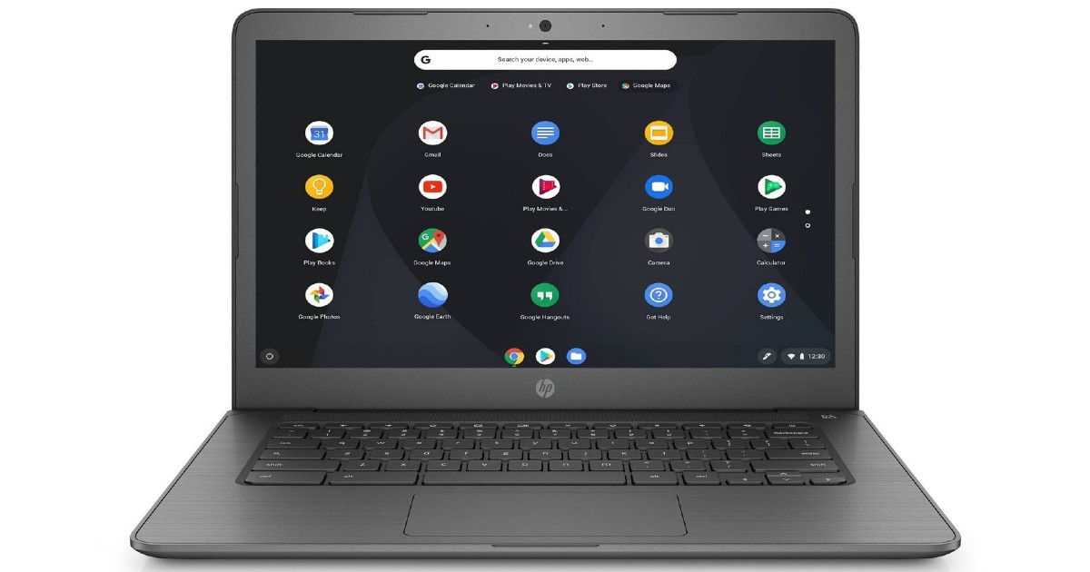 HP Chromebook 14-In ONLY $189.