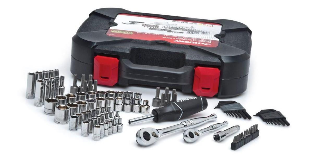 Husky Mechanics Tool Set 92-Pi...