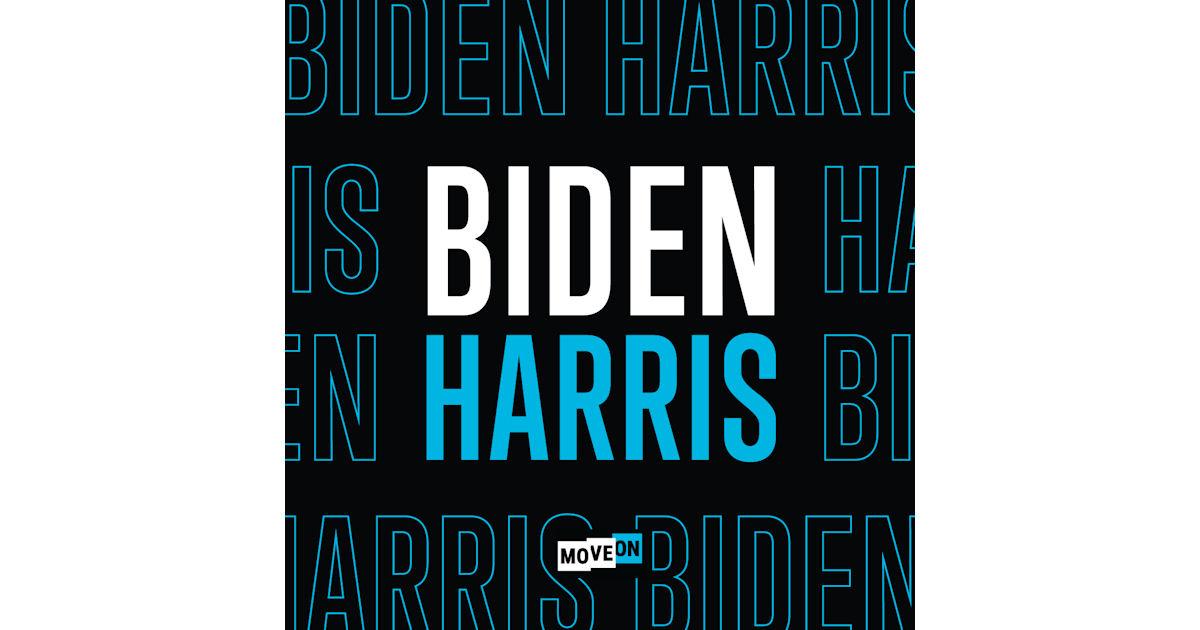 FREE Biden-Harris Sticker