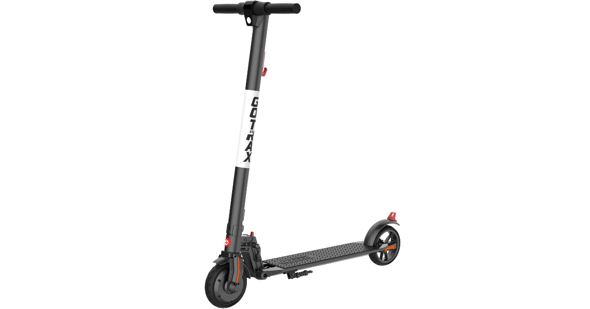 GOTRAX G2 Commuting Electric Scooter ONLY $178 (Reg $300)