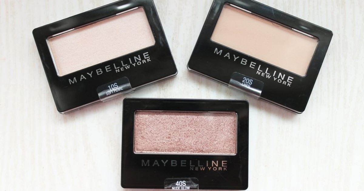 Maybelline Expertwear Eye Shadow Singles ONLY $0.69 at CVS