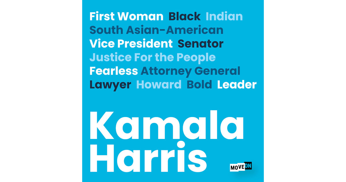 FREE Kamala Harris Sticker...