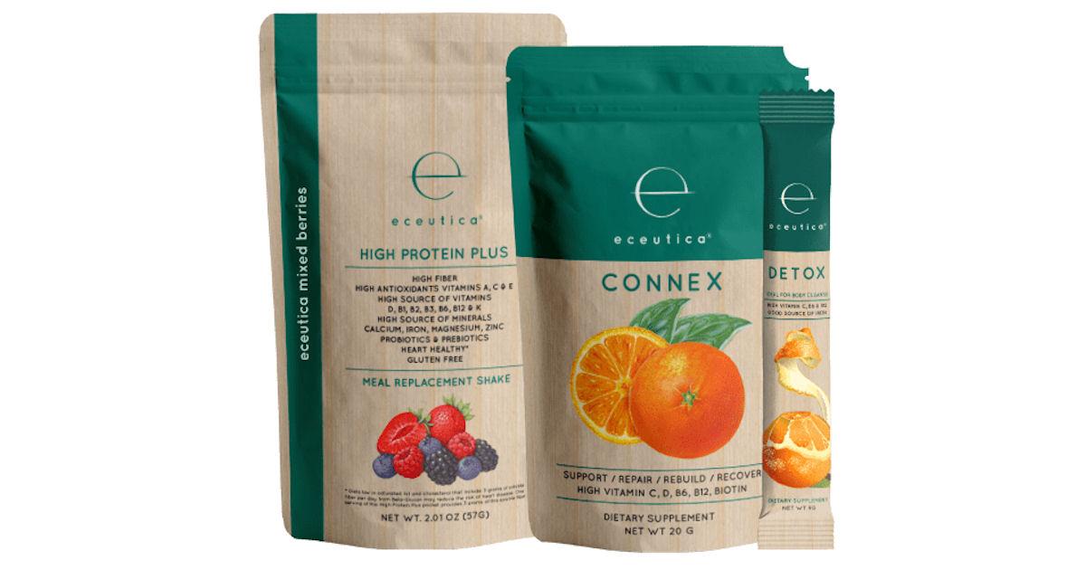 FREE Eceutica Nutritional Samp...