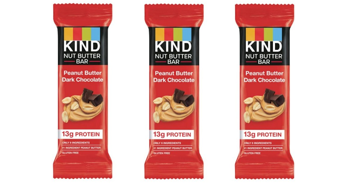 KIND Nut Butter Bar at Walmart