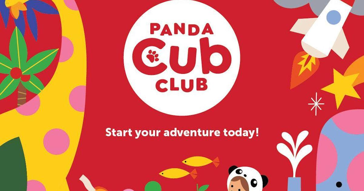 Panda Express Panda Cub Club F...