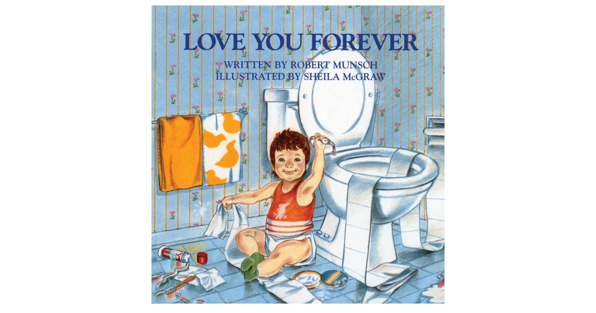 Love You Forever Hardcover Book ONLY $6.11 (Reg. $15)