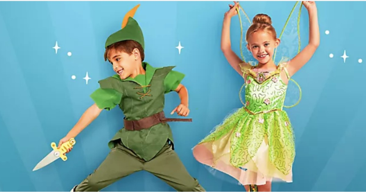 20% Off Costumes and Accessories at ShopDisney