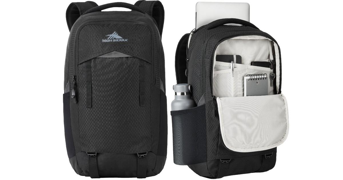 High Sierra Backpack for 15.6-In Laptop ONLY $34.99 (Reg $70)