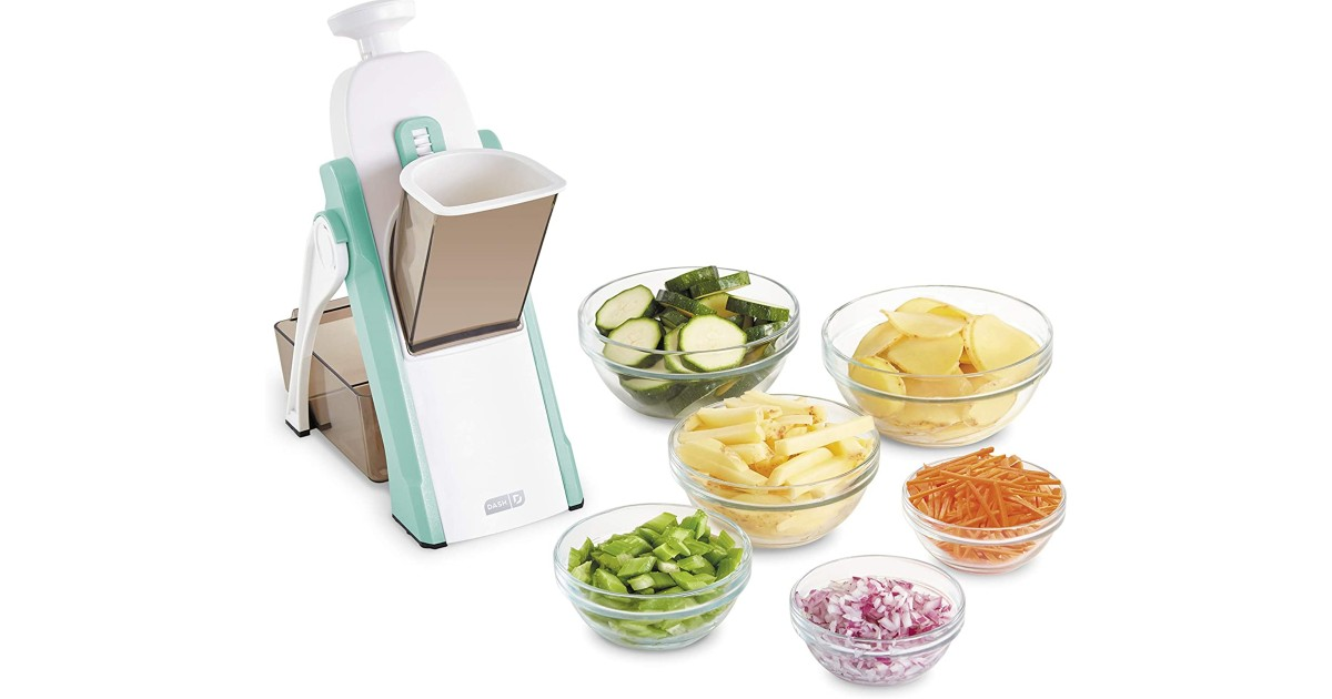 Slice Mandoline for Vegetables ONLY $29.99 (Reg $50) - Today Only!