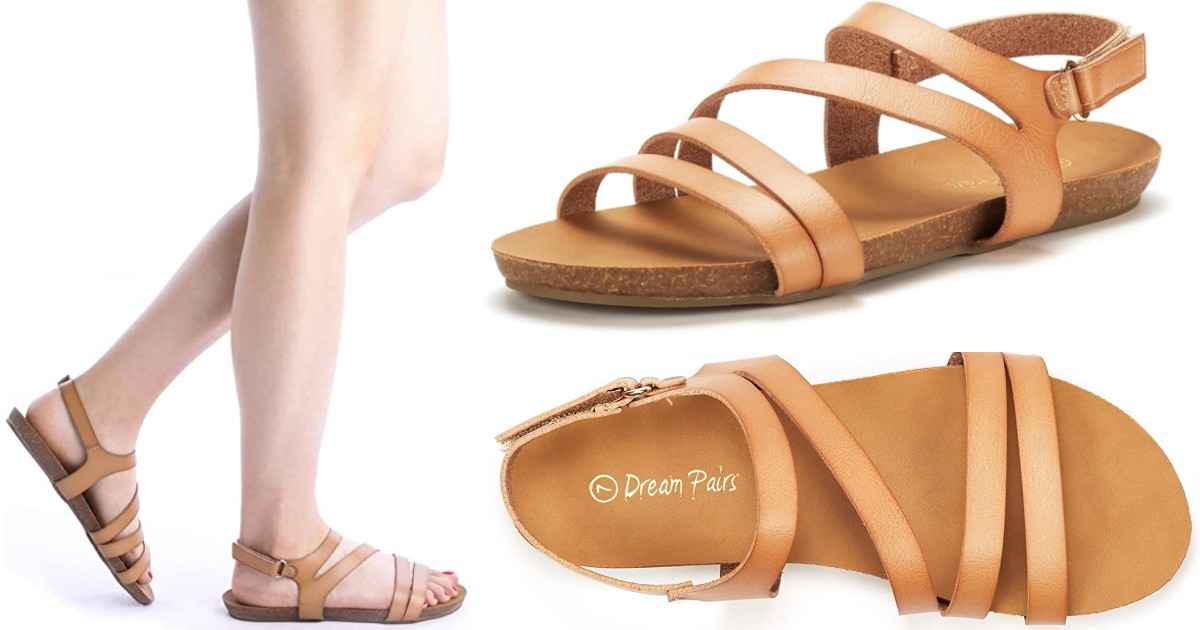 70% off Dream Pairs Sandals -ONLY $5.10 at Amazon