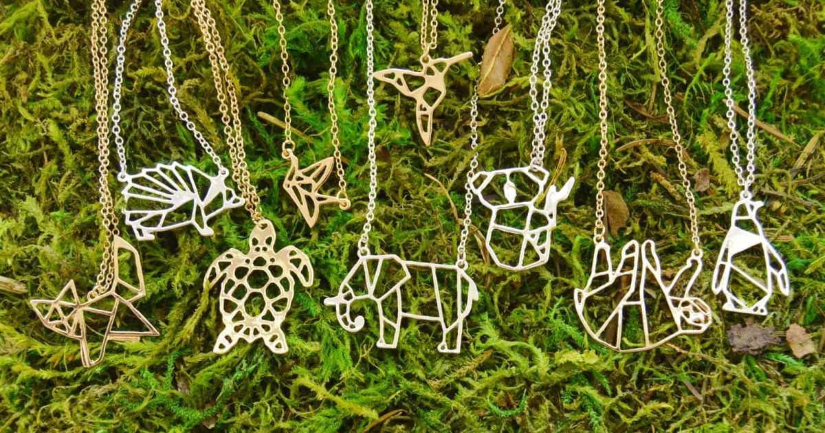 BOGO Free Spirit Animal Necklaces ONLY $4.50 (Reg. $24)
