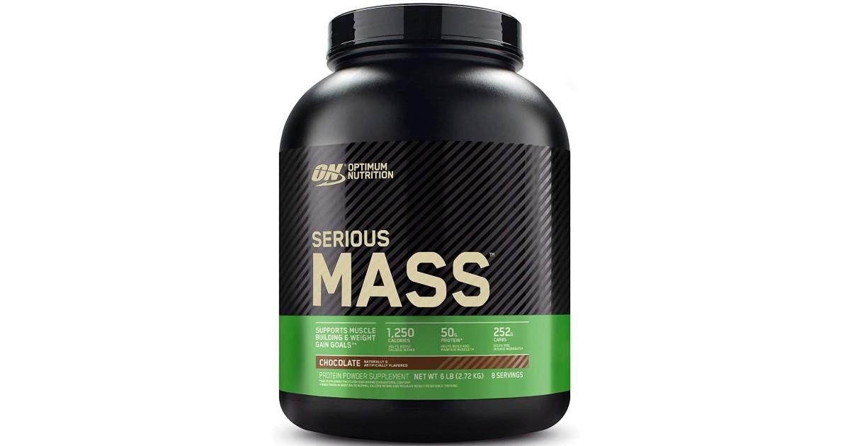 Optimum Nutrition Protein Powder ONLY $18.91 (Reg $52)
