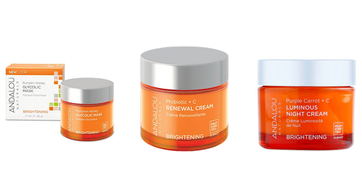 FREE Andalou Naturals Skincare...