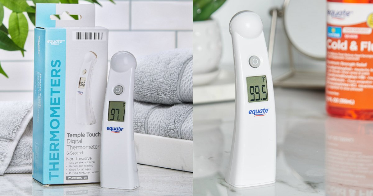 $12.88 Digital Thermometers in...
