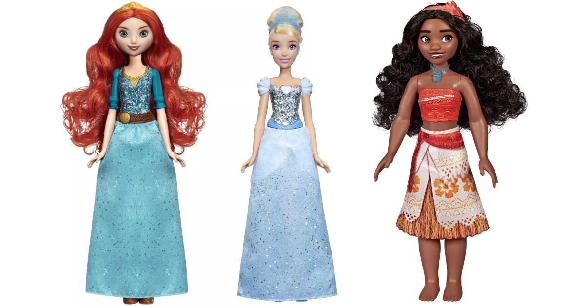 B1G1 FREE on Disney Princess Dolls and Toys at Target