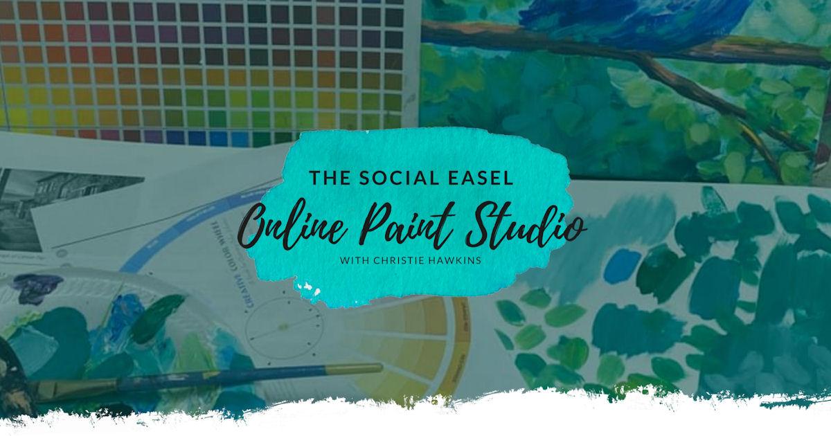The Social Easel