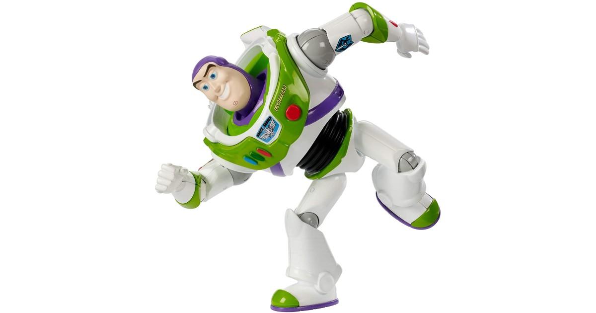 Disney Pixar Toy Story Buzz Lightyear ONLY $5.90 (Reg $13)