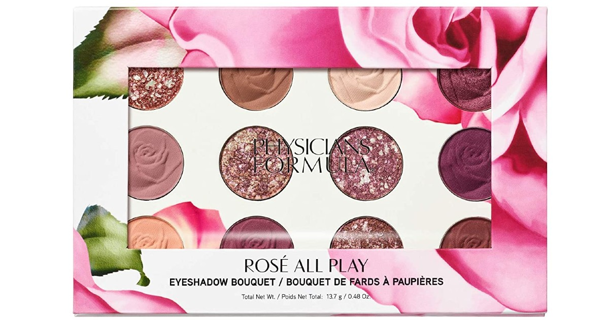 Physicians Formula Rosé All Play Eyeshadow ONLY $7.11 (Reg $18)