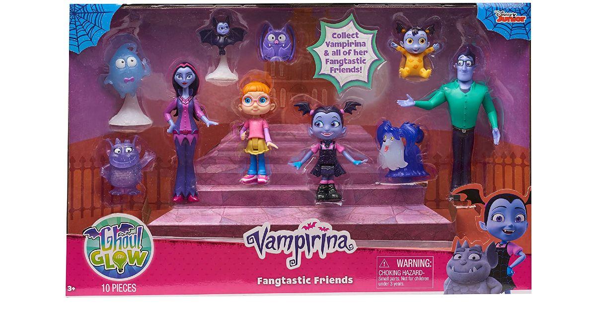 Vampirina Fangtastic Friends Set ONLY $14.34 (Reg. $30)