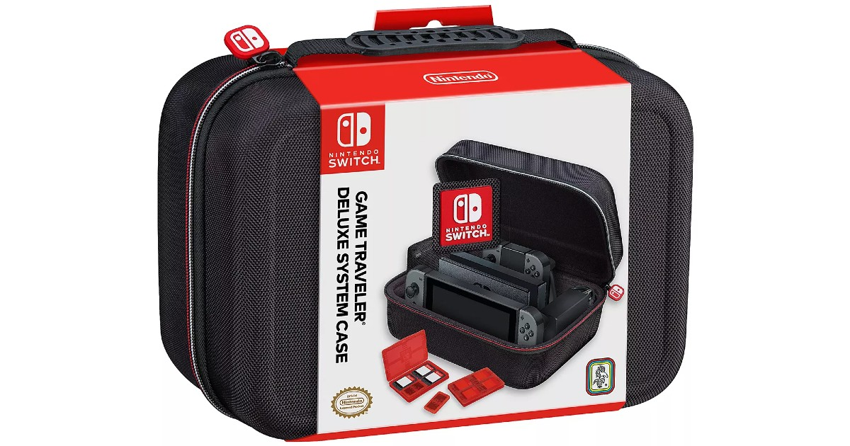 Nintendo Switch Traveler System Case ONLY $26.99 (Reg $40)