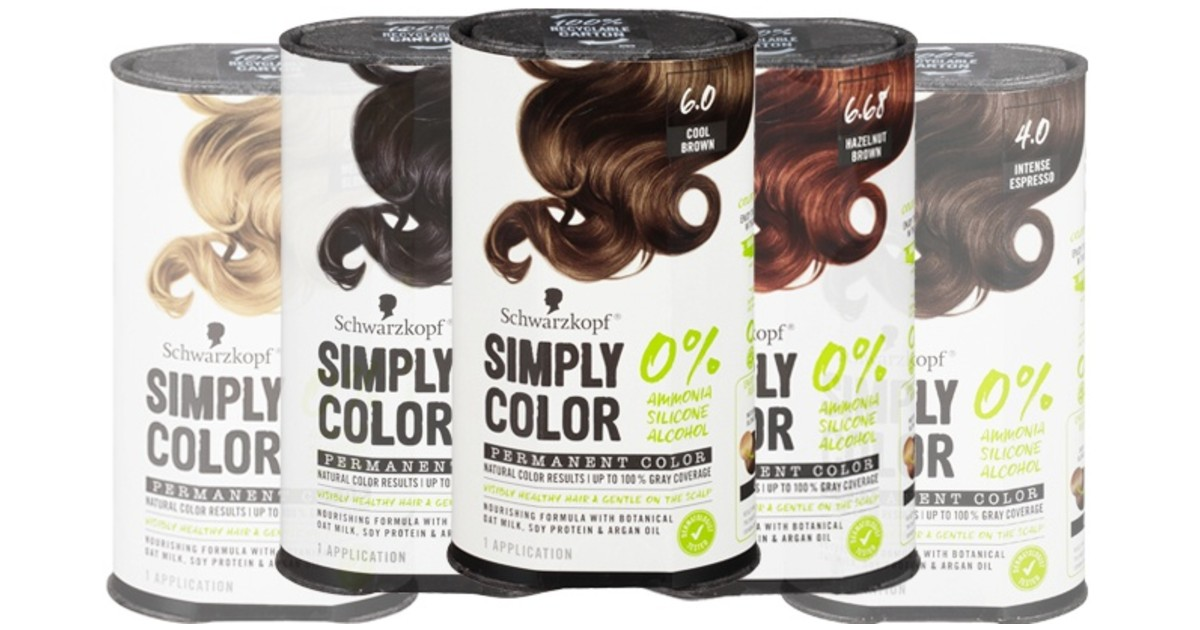 FREE Schwarzkopf Simply Color at Walmart After Rebate