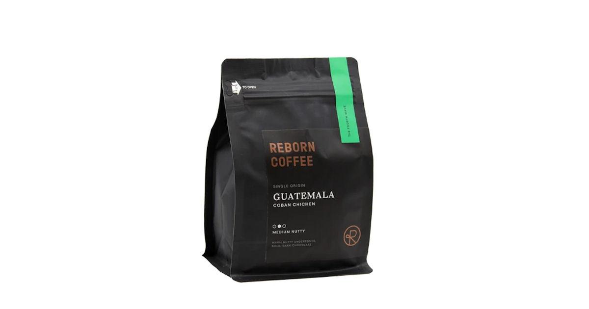 FREE Sample of Reborn Coffee..