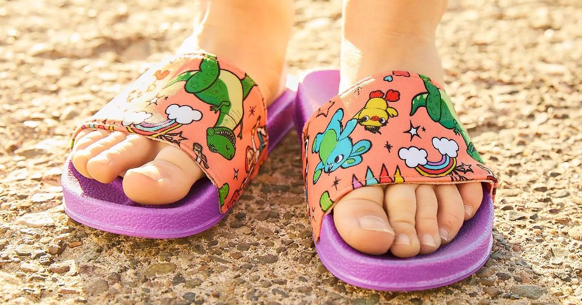 Toy Story 4 Slides for Kids ONLY $3.98 at shopDisney (Reg $15)
