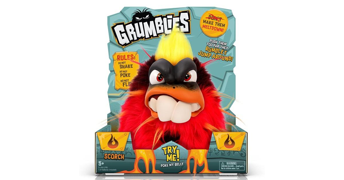 Grumblies ScorchONLY $5.92(Reg. $20)